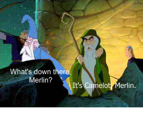 Merlin vs Merlin