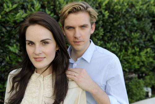 Michelle & Dan Stevens <3