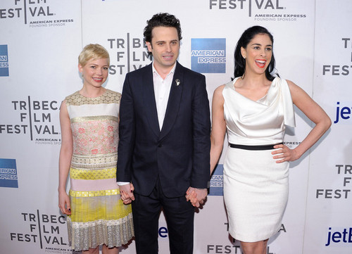 Michelle Williams - &#34;Tribeca Film Festival /Take this Waltz&#34; - red carpet - (22.04.2012) - michelle-williams Photo