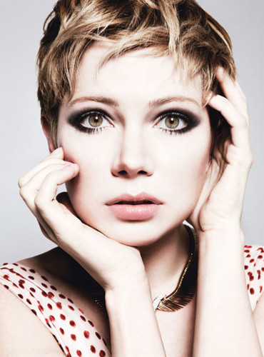 "Michelle Williams for ""W"" Magazine - (April/2012)"