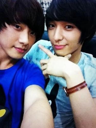 Min Hwan & Jong Hun