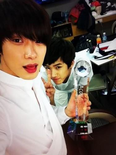 Min Hwan & Jae Jin