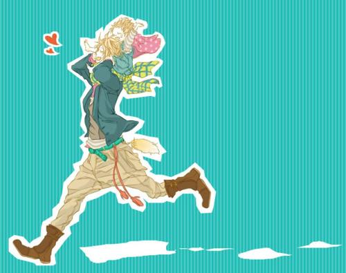 Minato & Naruto xD