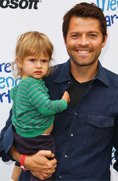 Misha &amp; West - misha-collins Photo