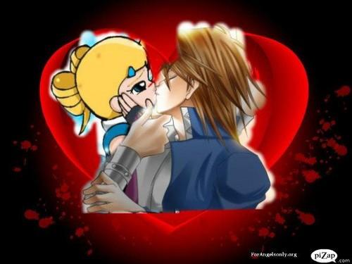 Miyako Ciuman Joey