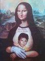 Mona Lisa - michael-jackson photo