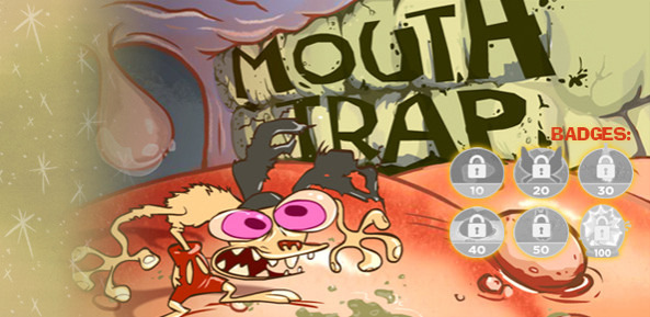 Mouth Trap - Ren And Stimpy Photo  30567762