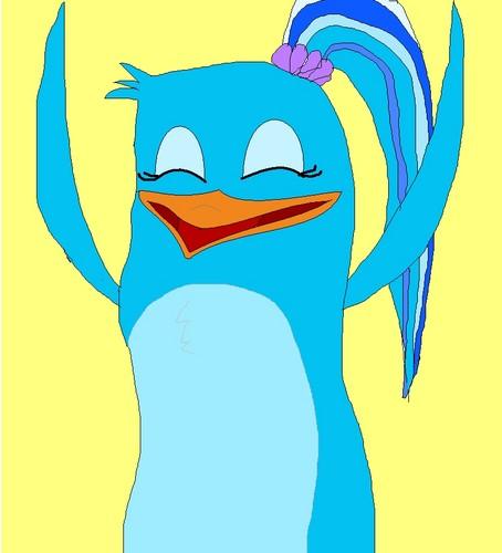 My Bluey drawing