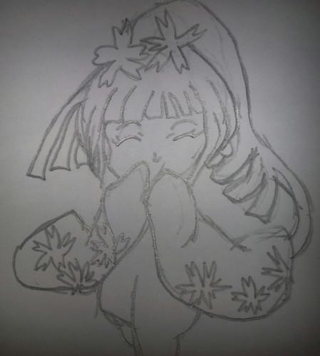 My Drawing: Temari