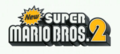 NSMB2 Logo - new-super-mario-bros-2 photo