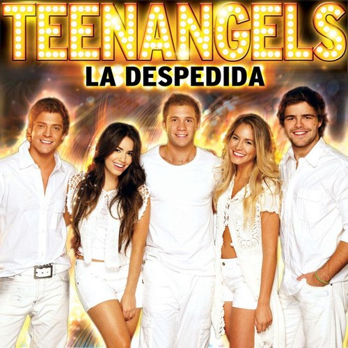 NUEVO CD DE TEEN ANGELS LA DESPEDIDA 2012