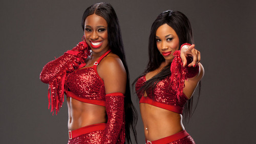 Naomi and Cameron  - wwe-divas Photo