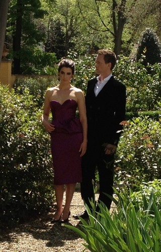 Neil and Cobie in Florence, Italy - barney-and-robin Photo