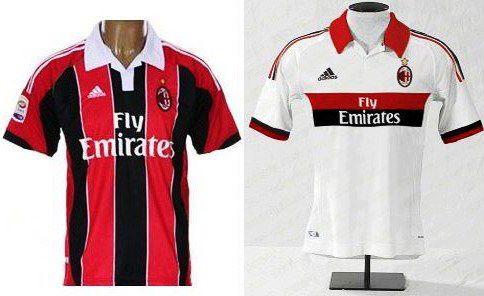 New AC Milan Jersey 2012/13