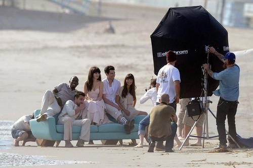 New Girl cast photoshoot <3