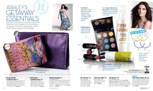 New 'Mark. cosmetics' mga litrato {website // magalog advertisements}