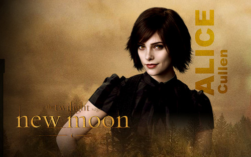 New Moon - twilighters Wallpaper