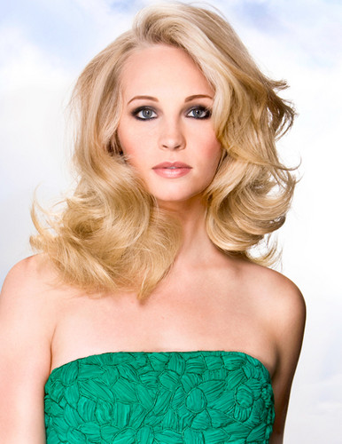 New photoshoot outtake ~ Starla Fortunato 2009. - candice-accola Photo