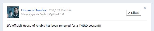 News of the Third Season