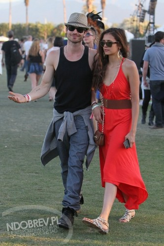 Nian at coachella (some more)