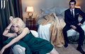 Nicole Kidman & Clive Owen Channel Old Hollywood Glamour For W Magazine