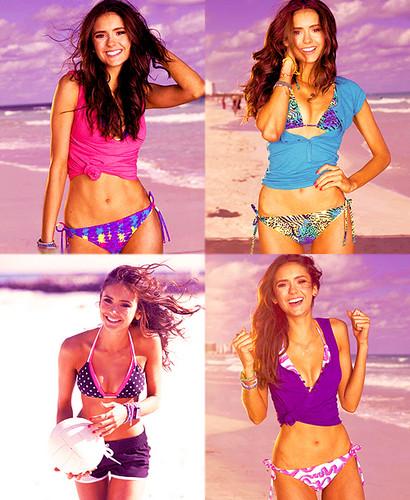 Nina Modeling