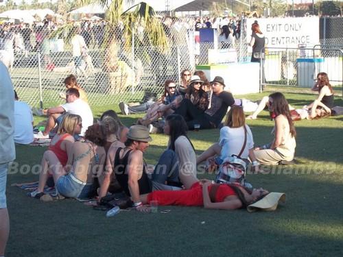Nina and Ian at Coachella araw Three