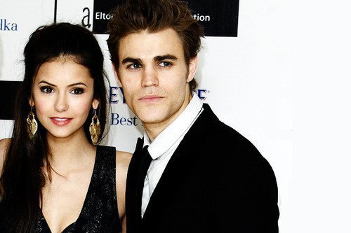 Nina Dobrev and Paul Wesley images Nina and Paul