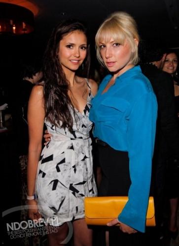 """Nina at Glamour's New Book """"30 Things"""""""