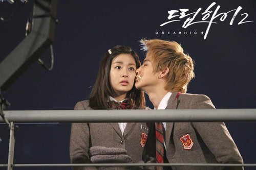 Dream High 2 wallpaper entitled Official Picz