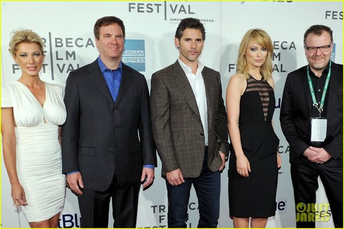 Olivia Wilde &amp; Eric Bana: &#39;Deadfall&#39; Premiere at Tribeca! - olivia-wilde Photo
