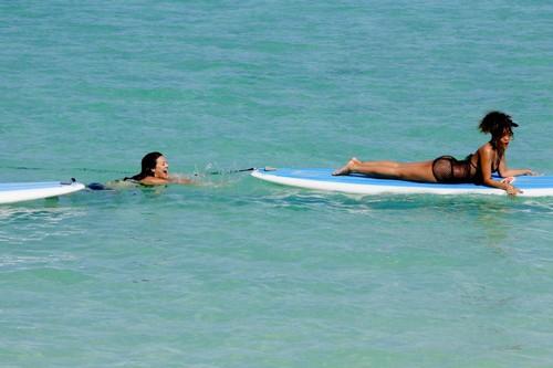 On Vacation In Hawaii [January 2012]