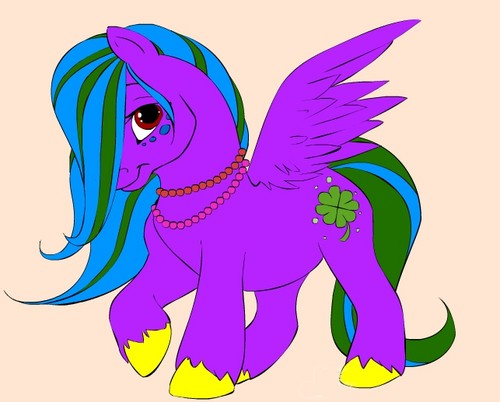 One of the Ponies that I made