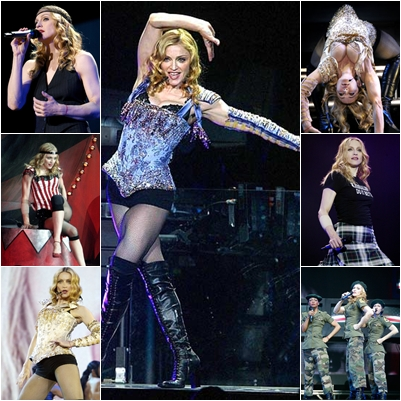 Our material girl ♥