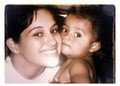 PRINCETON MOM N HIM AS A BABY - princeton-mindless-behavior photo