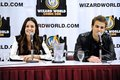 Paul & Torrey / Wizard World Comic Con Toronto (14.04.12)
