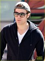 Paul Wesley: NYC Stroll with Torrey DeVitto! - paul-wesley photo