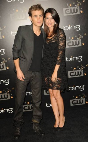 Paul and Torrey at CW Premiere Party (September 10th, 2011)