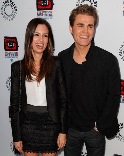 Paul and Torrey attended TV Out of the Box at Paley Center (April 12th, 2012)