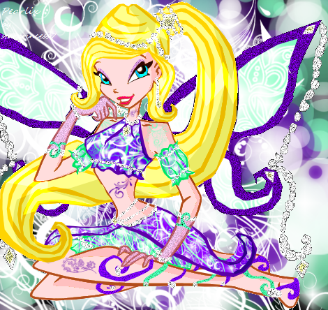 Газета Winx Club Bul.Dog Шоу! №2