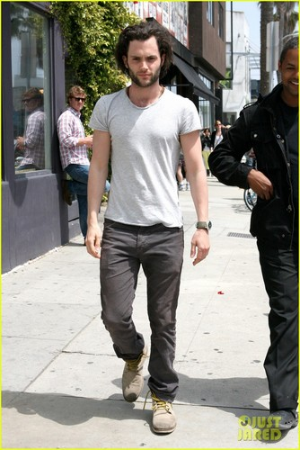 Penn Badgley: Out to Lunch