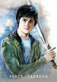 Percy Jackson - books-male-characters fan art