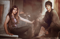 Percy and annabeth - percy-jackson-and-annabeth-chase fan art
