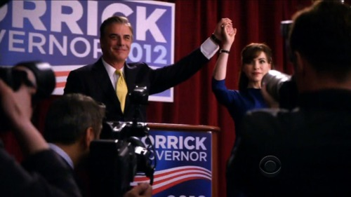 Peter Florrick for Governor 2012! - the-good-wife Photo