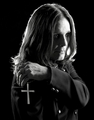 "Photoshoot for ""Black Rain"" by Joseph Cultice 2007 - ozzy-osbourne photo"