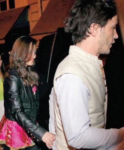 Pippa Middleton's step in Paris