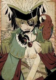 Pirate England