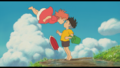 Ponyo screencaps - ponyo-on-the-cliff-by-the-sea photo
