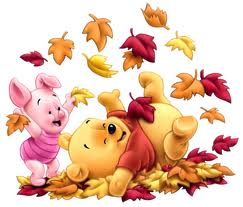 O Ursinho Puff wallpaper titled Pooh and Piglet