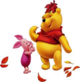 Pooh and Piglet - winnie-the-pooh photo